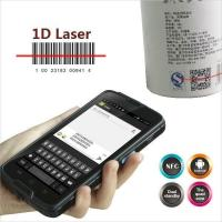 China Portable Data Terminal Android Barcode Scanner With 13.56Mhz RFID Reader LS5S(1D) on sale