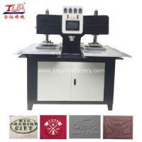 Automatic Embossing Machine Full Automatic T-shirt Patch Pressing Machine Manufactures