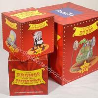 Customized Pallet Box , Display Box , Cardboard Pallet Display Boxes for Promotion Manufactures