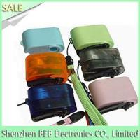 5v 300ma hand crank charger Manufactures