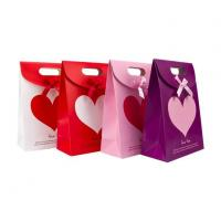 Custom Paper Tape Handle Foldable Shopping Small Brown Kraft Pape Rcraft Bag Manufactures