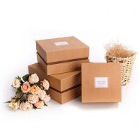 China Custom Printing Cosmetic Set Corrugated Box Cheap Cardboard Boxes Makeup Set Packaging Box with Tray on sale
