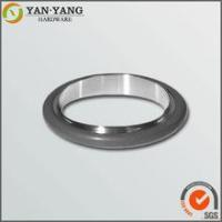 China CNC precision marine hardware aluminum pipe coupling for airplane parts on sale