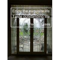 China French Style Professional Manufacturer Stain Glass Window Panels in Pakistan on sale