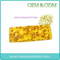China Natural All Handmade Supplies Luxury Pental Olive Oil Bar Soap Gift Factory wholesale