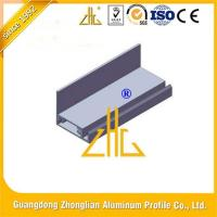 China Aluminium extrusion for solar panel mounting frame on sale