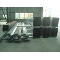 Blue Steel Z Purlin For Steel Construction Cold Formed Steel Channel Roof Purlins Manufactures