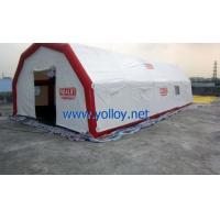 China Inflatable Dome Tent Portable Inflatable Emergency Shelter Tent on sale