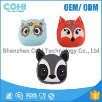 2017 Hotsale design silicone business gift ideas animal purse Manufactures