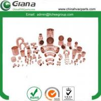 China Copper pipe fitting connector coupling on sale