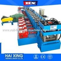 China Steel W Beam Roll Forming Machine on sale