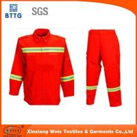 cotton-padded flame-retardant clothes Manufactures