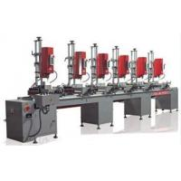 China Mlti-spindle Combination Drilling Machine for Aluminum Window Door on sale