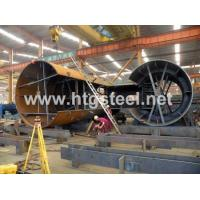 China Heavy Gauge Steel Lattice Beams/tower to ISO Standard for Kuwait on sale