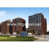 China High Quality Factory Direct Sale Painting/welding Structural Steel for South Africa on sale