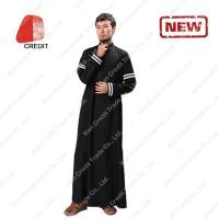 China Mens Thobe and Middle East Ethnic Region Men Islamic Clothing Arabic Clothing on sale
