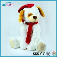 Plush Toys Christmas Dog Gift For Hot Sell With Soft Material Manufactures