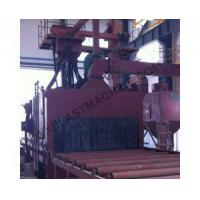 Professional Manufacture High Quality Steel H Beam Shot Blasting Machine Manufactures