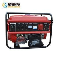China 380V 220V Output Small Power Open Type Gasoline Generator 2kw 3kw 4kw 5kw on sale