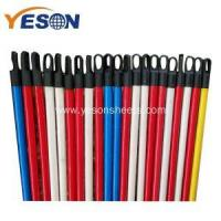 China PVC Coated Wooden Broom Stick wholesale