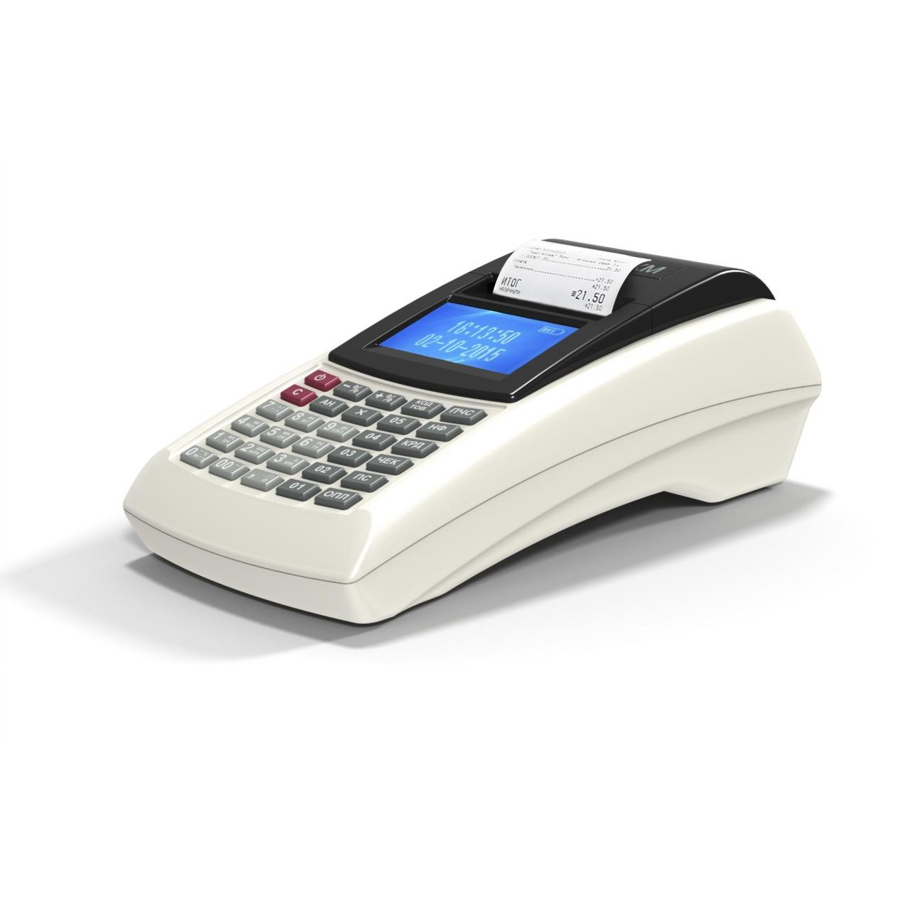 Cash register MIKPO.XM