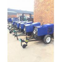 China Diesel Welding Generator 50-500A With Kubota Engine For Welding In Construction wholesale