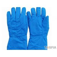 China Personal & industrial safety protection Anti Liquid Litrogen Protective Gloves wholesale