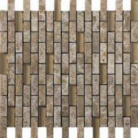 China High Grade Marble And Stone Mosaic Tile For Hotel Wall on sale