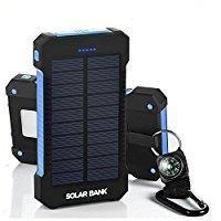 Solar Phone Chargers POWER UP MULTIPLE DEVICES
