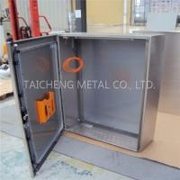 Power control stainless steel box Item Code:0060-ECPB-TCH Manufactures