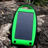 7000 mah waterproof solar power bank charger Manufactures