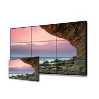 China Full Color 9 Screen Video Wall , Home Theater Video Wall 500 Nits Brightness on sale
