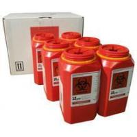 China Mail Back Sharps Disposal Six - 1.5 Quart Sharps Mail Back Kit wholesale