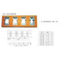China SM series of insulator PMJ11-4 3 x3 insulated busbar frame wholesale