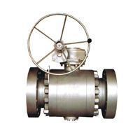China Ball valve Flange connection fixed ball valve wholesale