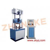 China Semi Automatic Universal Material Testing Machine ( LCD Display ) on sale