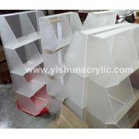 China clear frosted plexiglass acrylic board for display on sale