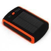 Solar charger 6000MA Polymer battery fit for you all kind of cell phone Manufactures