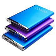 Ultra Thin style power bank mobile phone charger cell phone charger Manufactures