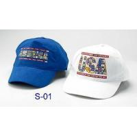 China Sports Caps Model: S-01 on sale
