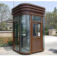 China Prefab House As Sentry Safe Box of Light Steel Structure on sale
