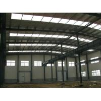 China Russian steel structure on sale