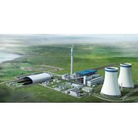 China Power Plant steel structure on sale