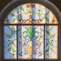 China Stained Glass Window Panels on sale