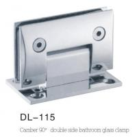Bathroom Hinge DL115, camber double side 90angle