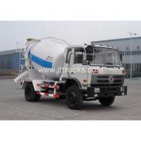 China Dongfeng portable electric concrete mixer for sale on sale