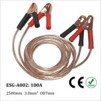 100A Long Battery Jumper Cables for Cars Trucks SUVs Manufactures