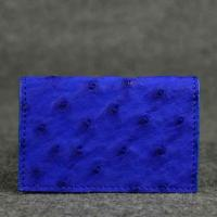 China Genuine Leather Business Card Holder on sale