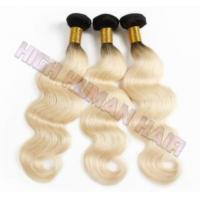 China Hair Bundles 8inch - 30inch large stock 1B/ 613color hair bundles wholesale