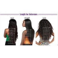 China Hair Bundles 8inch - 30inch large stock 1b 99j color hair bundles wholesale